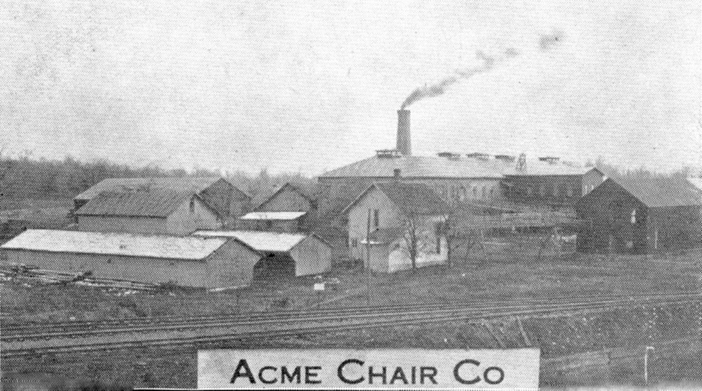 The Acme Chair Company