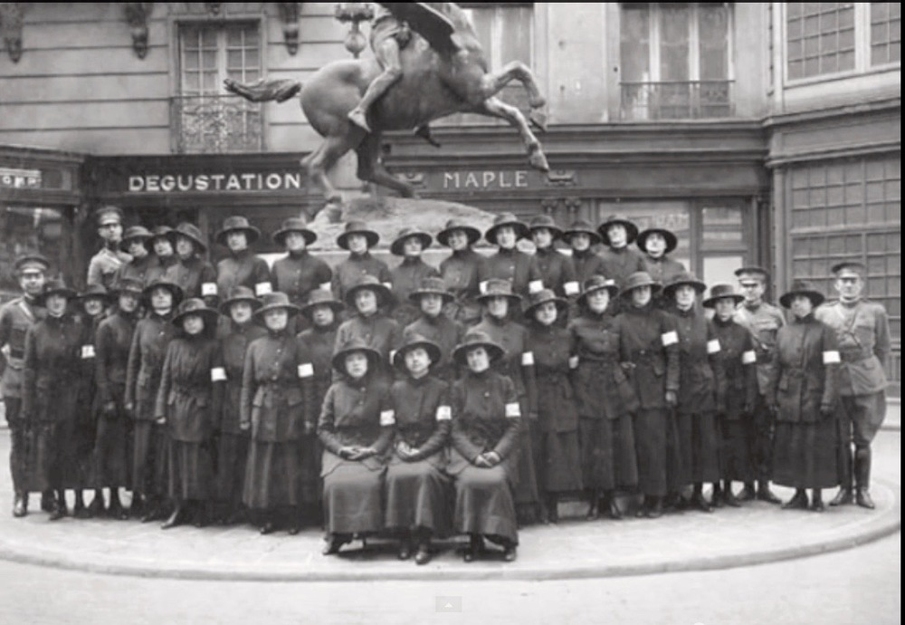 the hello girls of world war I