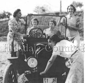 Various LoPresto, Spiteri and Savarino daughters