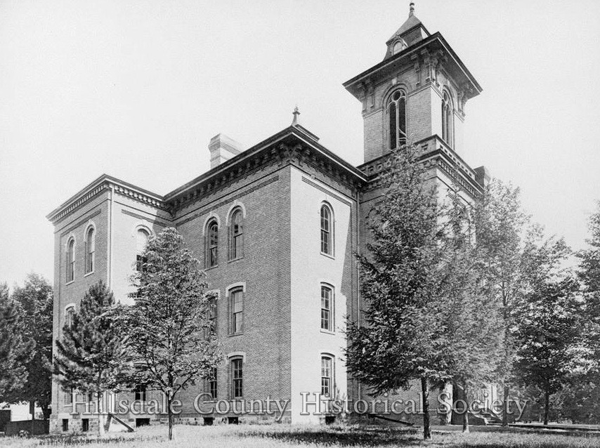 Central school, also known as Union School