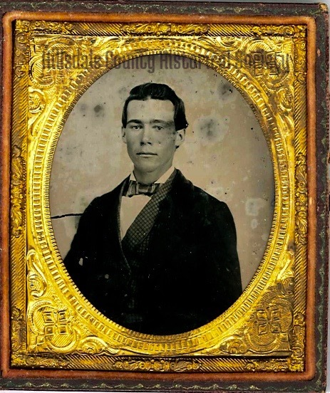 Hiram B. (Hick) Fountai (1841-1863)