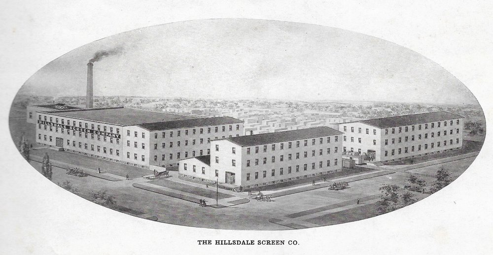HIllsdale Screen Co. & H.J. Gelzer & Son, Inc.