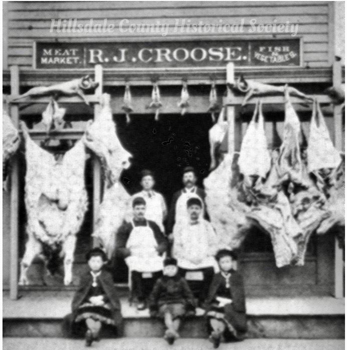 Croose Meat Market on Broad Street