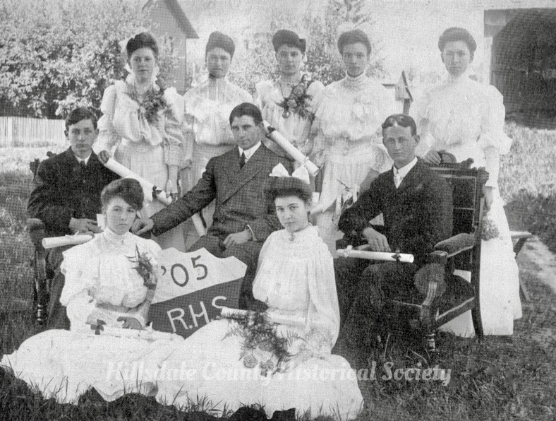 Ransom Class of 1905