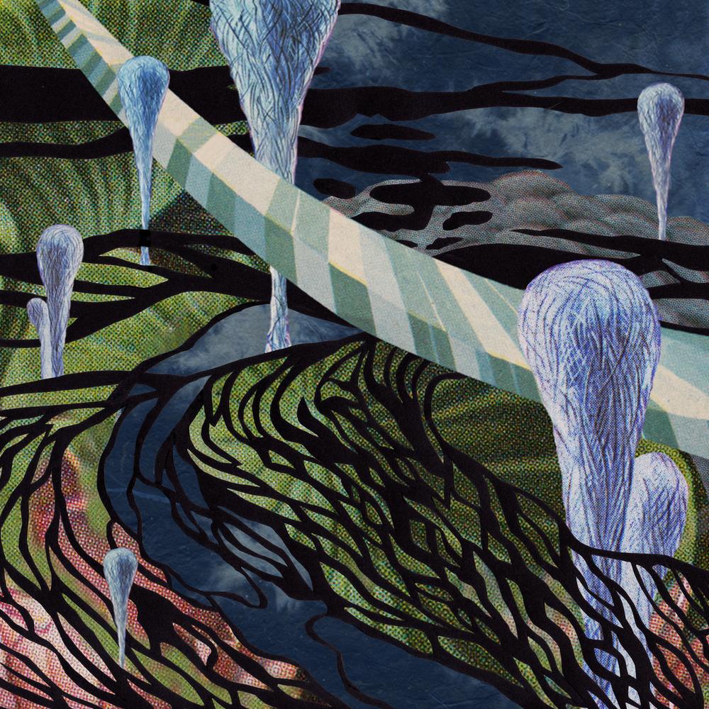 Thomas Comerford - II, Album Cover, 2014 (Strange Weather Records)