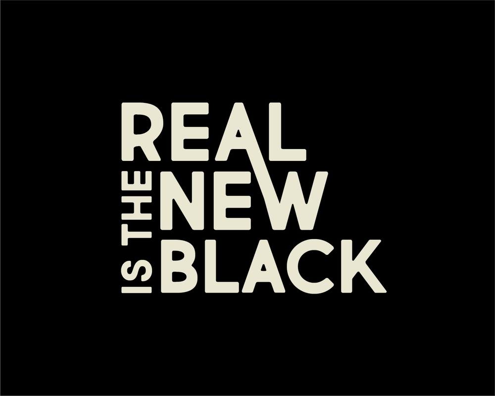 Real is the New Black Podcast Logo.png