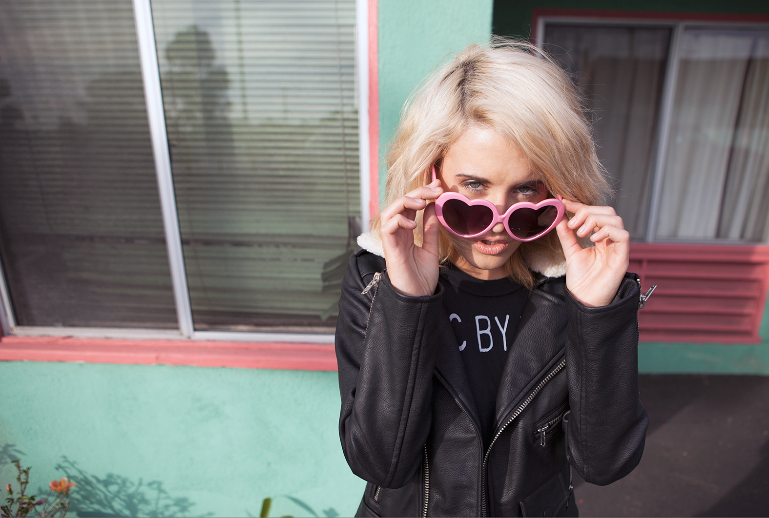 rachel lynch, heavy metal heart, i hate blonde, UNIF