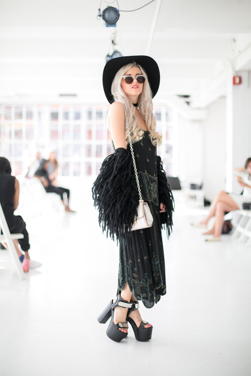 nyfw - new york fashion week  - nasty gal