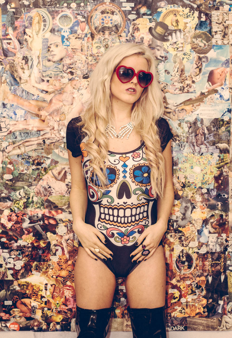 rachel lynch - blonde - blogger - fashion - rebel circus