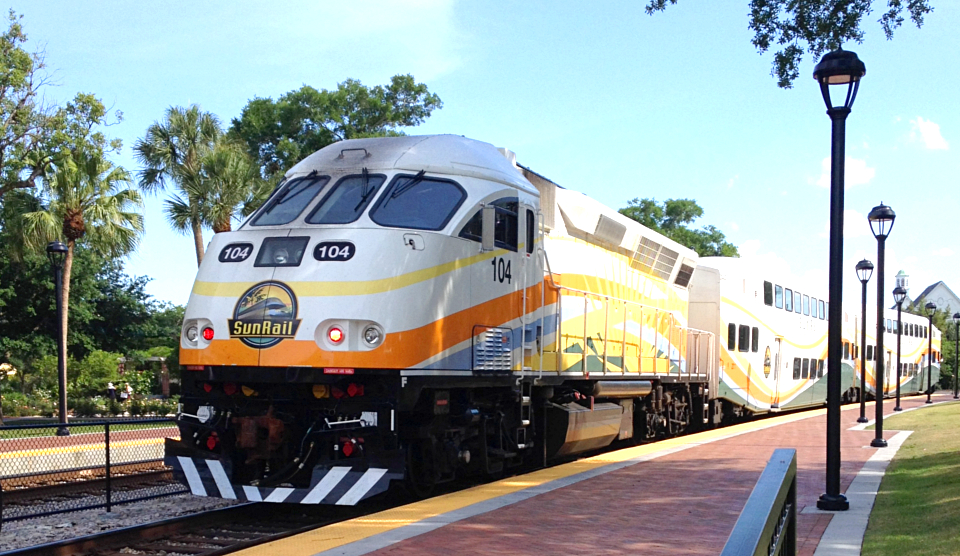 SunRail Phase One, Orlando FL