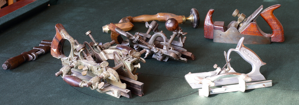 Our Collection Of Vintage Wood Planes Off The Bench Furniture