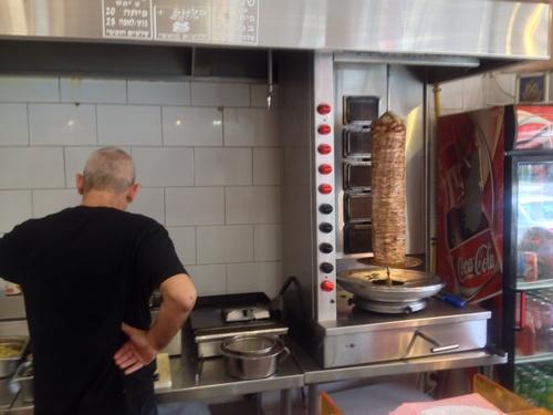 Sweaty meat obelisk