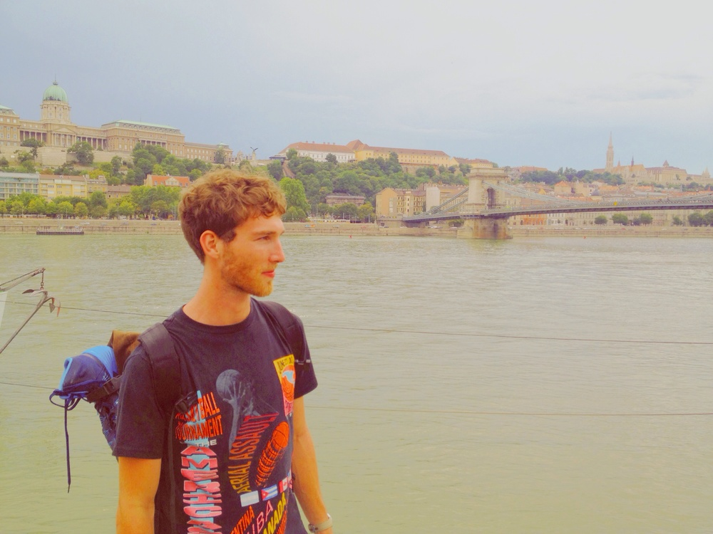 Voguing on the Danube