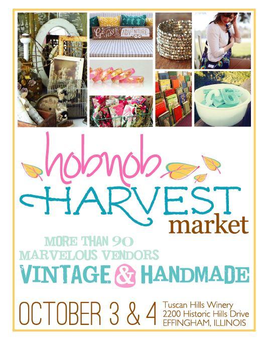 hobnob Harvest market