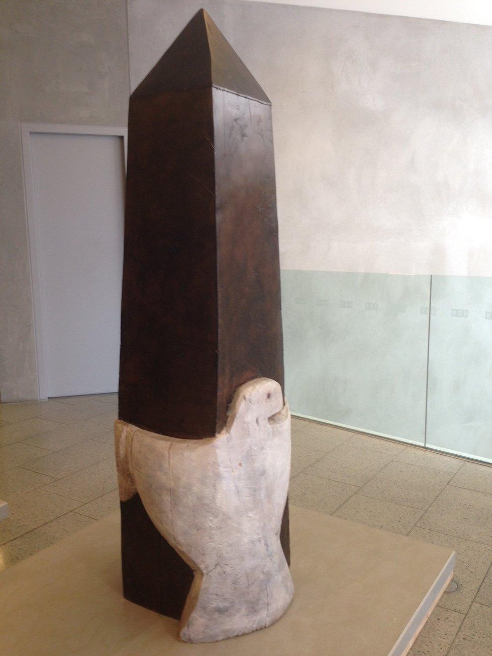 Obelisk, 2008