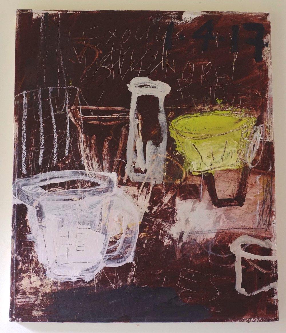 kim barter milk jug 2017 oilpaint on plaster 60cm H x 50cm W.jpg
