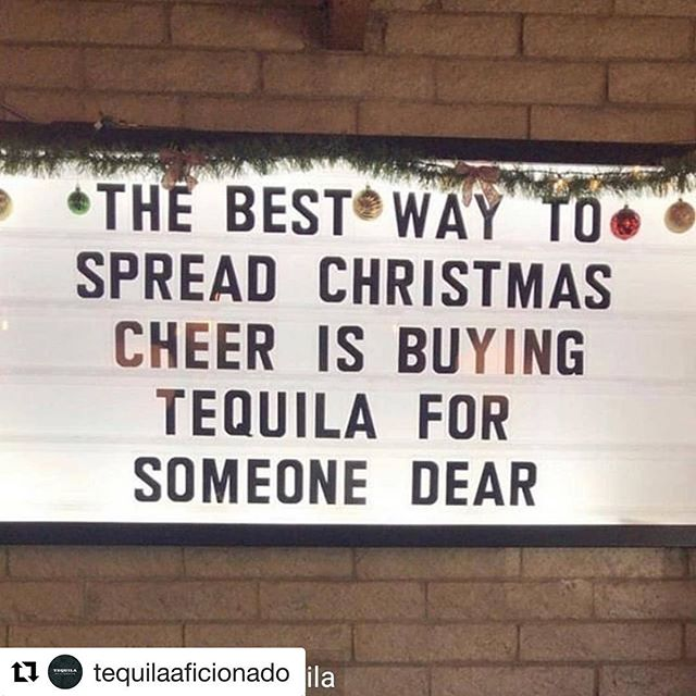 Merry Christmas from the Tequila Corralejo Australia team. Thanks for this gem  #Repost @tequilaaficionado with @get_repost ・・・ Don't keep it all to yourself.  Spread Christmas cheer!  Reposted from @gigglingmarlintequila -  #merrychristmas #happyholidays 🥃🎄⛄️