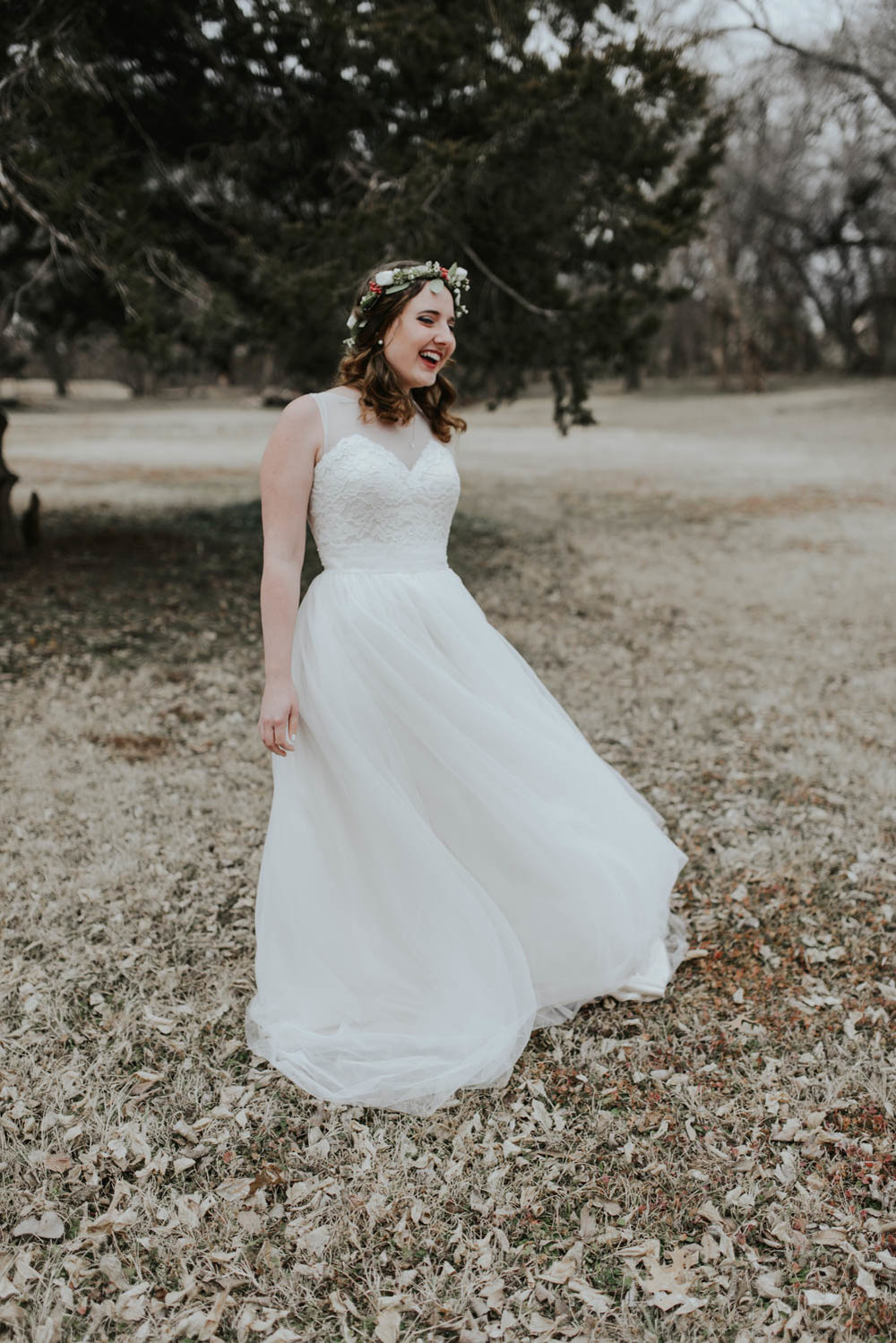 Amarillo Tx Bridal Portraits