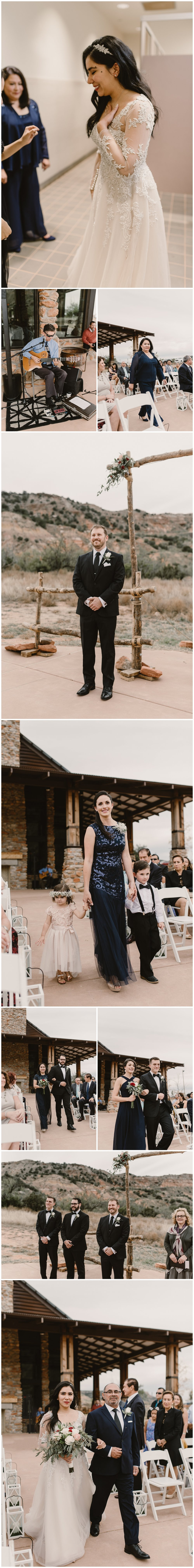 Palo Duro Wedding