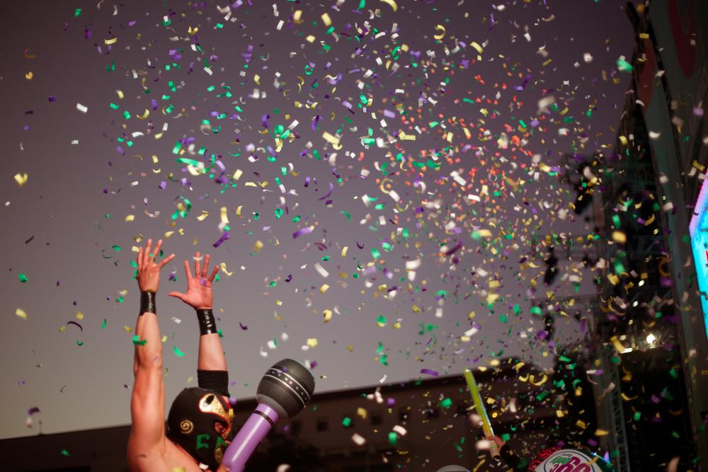 Univision - Uforia Music Festival 2014