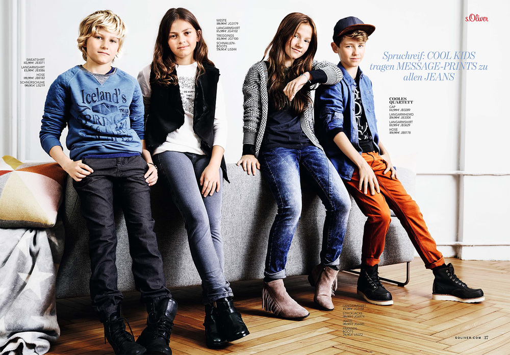 S Oliver Magazin Kids Aprilmay