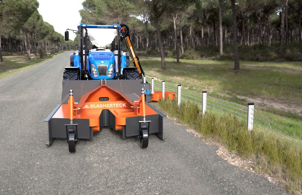 The Ultimate in Roadside Maintenance