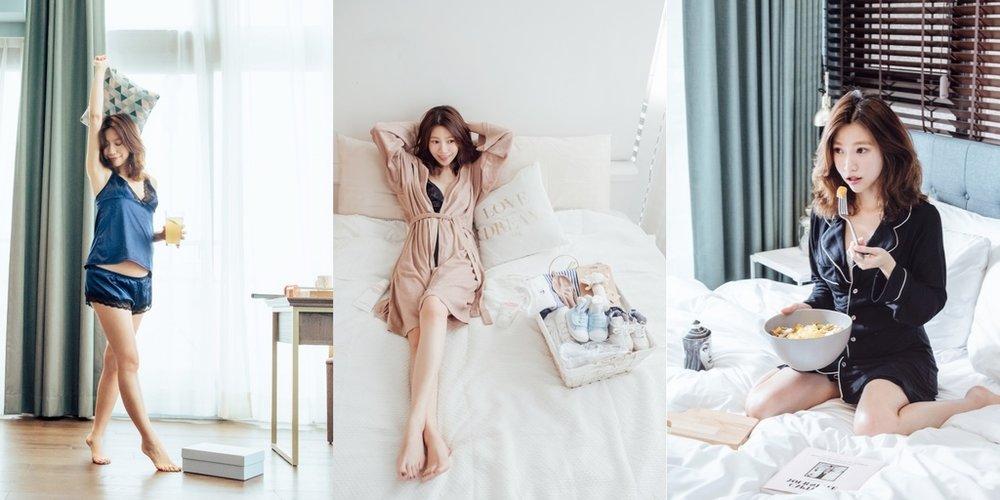 部落客- Brenda 推薦文章 :   https://goo.gl/TPYntD     <fashion>選件GOSIS美式時髦睡衣,讓生活空隙注入美的氧氣,女人都該留一段時間給自己!