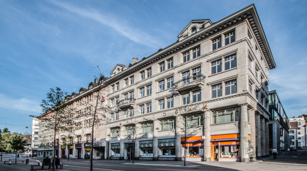 Poststrasse 17 in St. Gallen, Switzerland