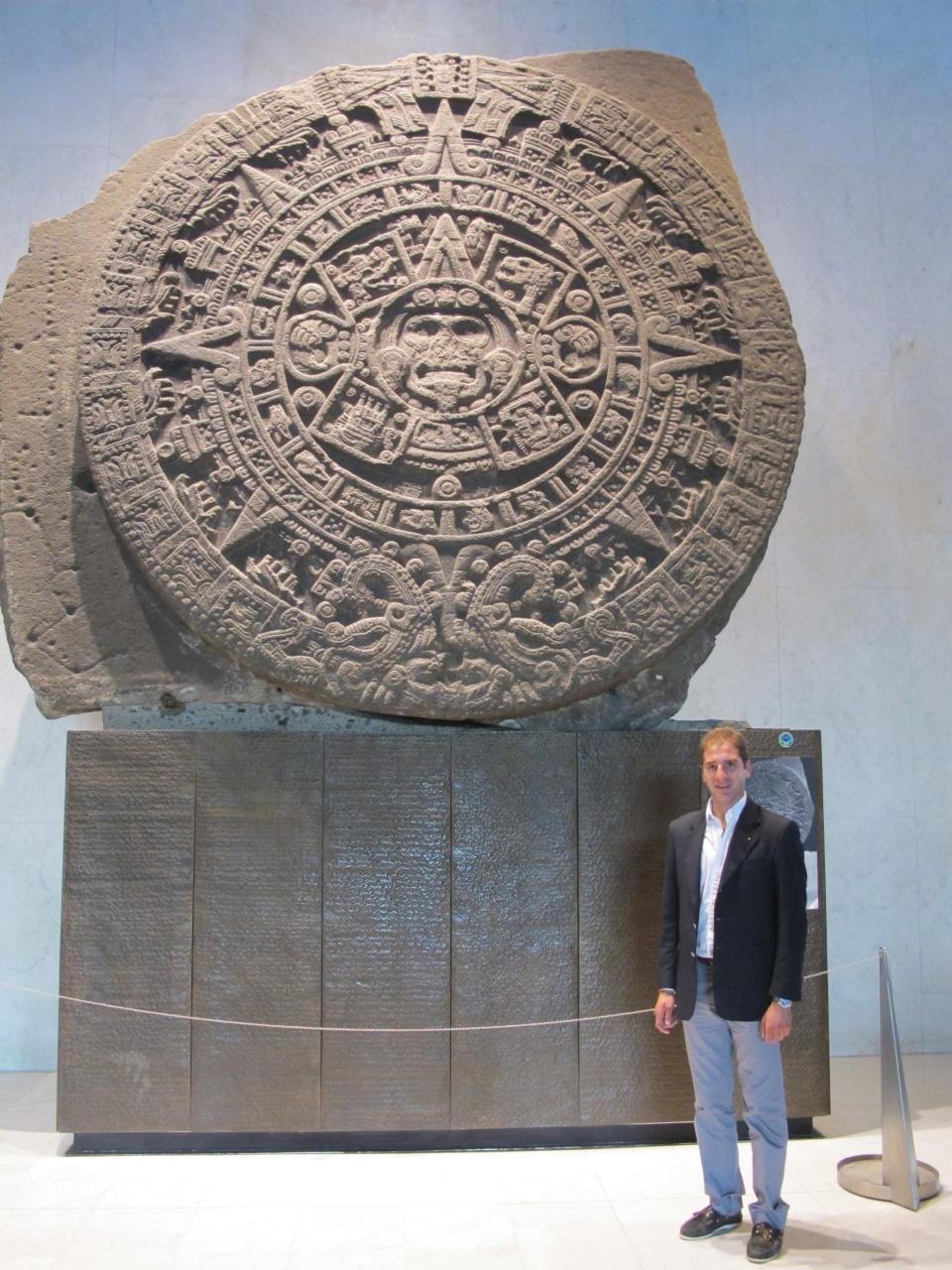 Museo Nacional de Antropología, Mexico City (Mexico)