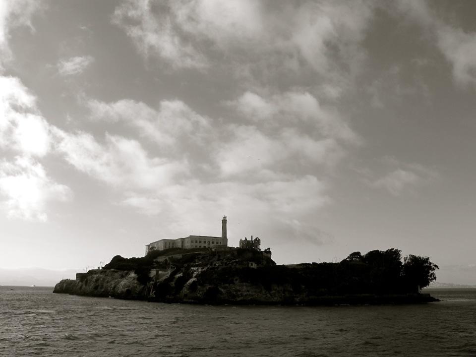 Alcatraz Island, San Fransisco (CA, USA)