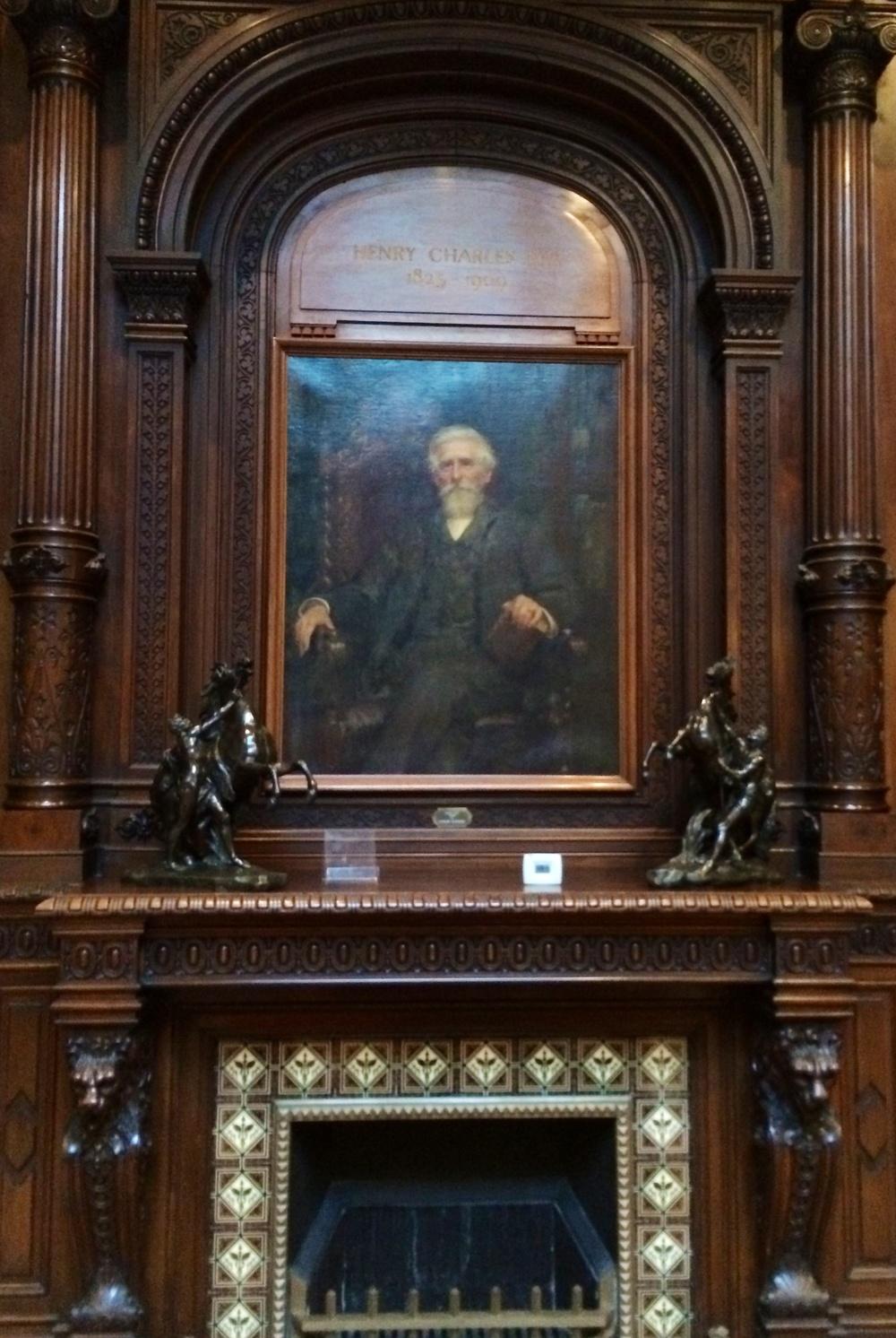 The Henry Charles Lea Libray, uPenn (PA, USA)