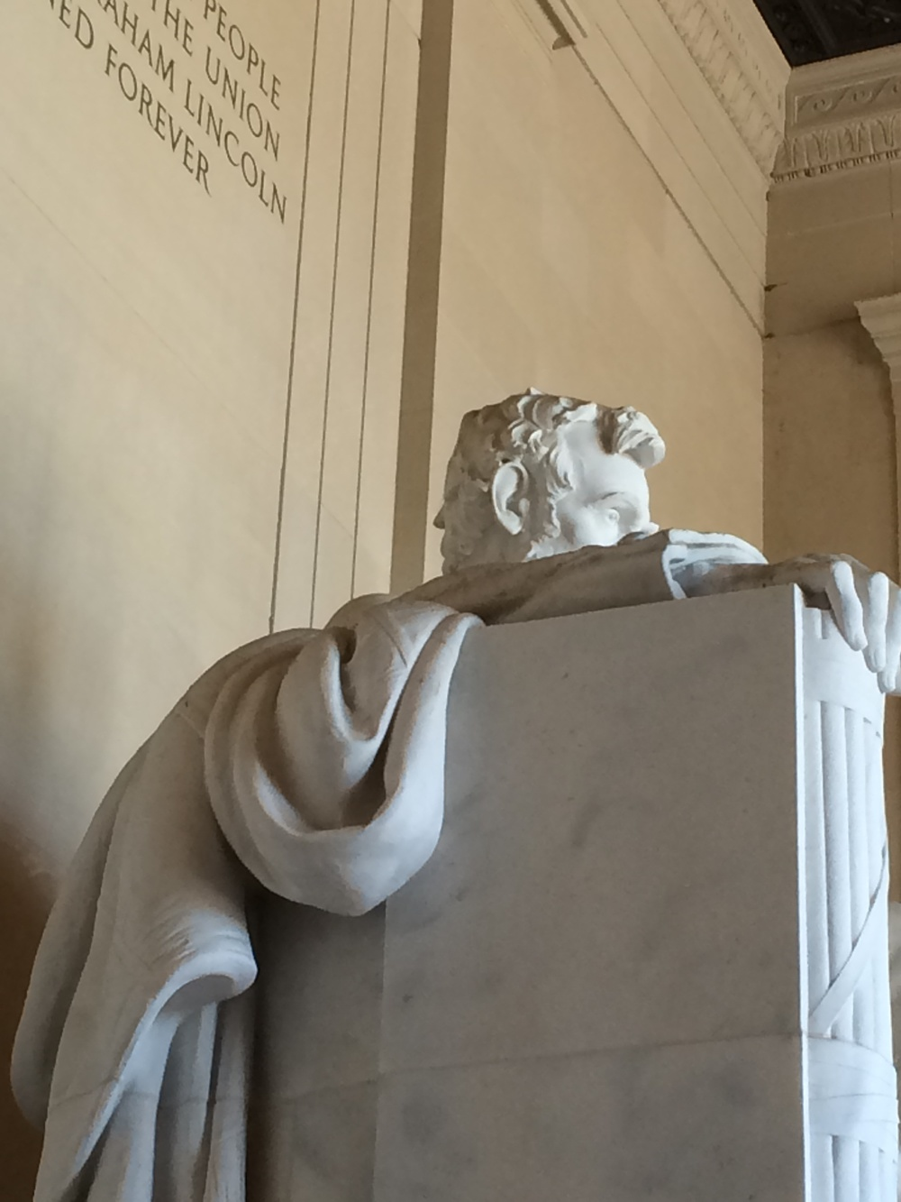 Daniel Chester French's Statue of Abraham Lincoln (Washington D.C.)