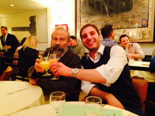 Paul Klimos & Arturo Di Modica