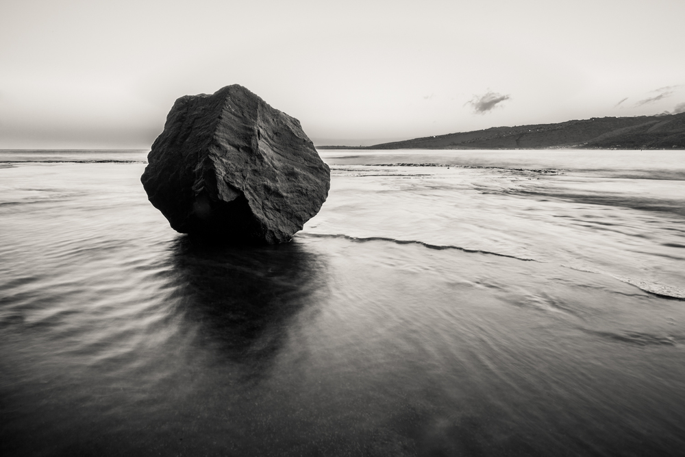Rock and a Wet Place