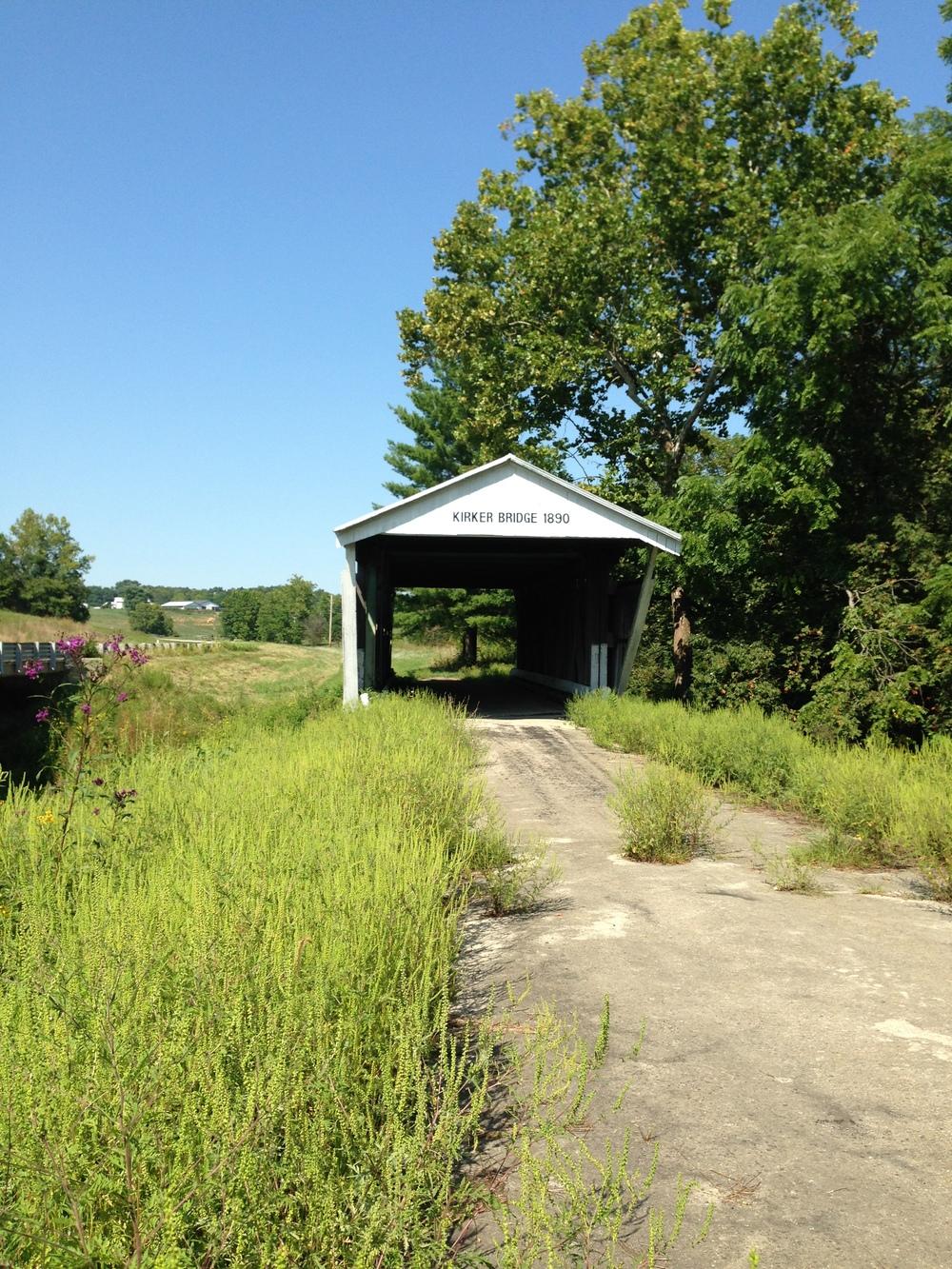 View of Kirker's Bridge
