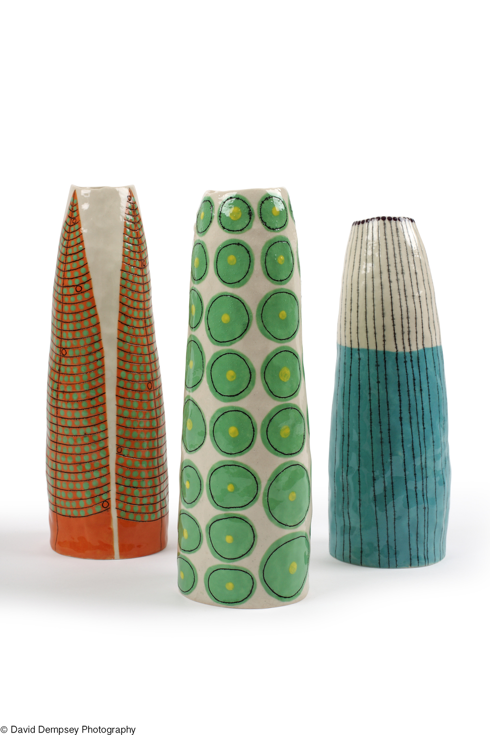Ceramic designs by Andrew Ludick