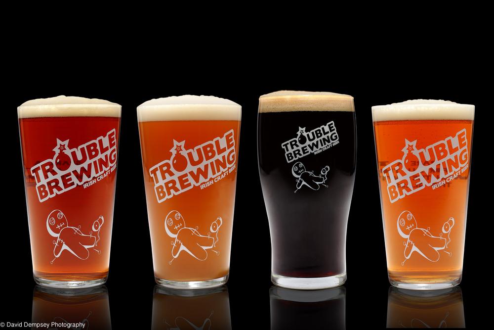 Trouble brewing - Irish craft beer