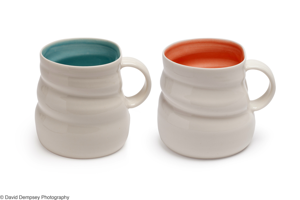Chloe Dowds Porcelain for Eleanor Swan Ceramics