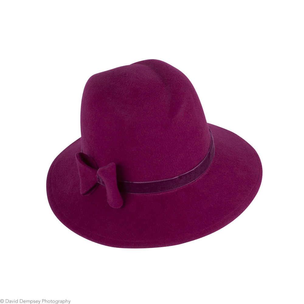 Fedora by Palles Millinery