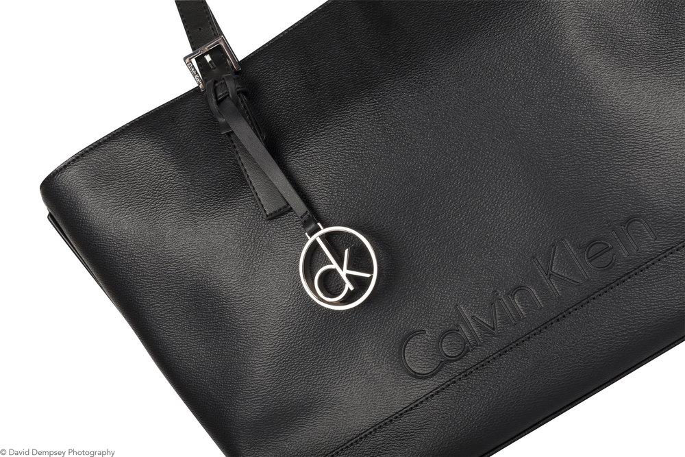 Photo-shoot with Calvin Klein