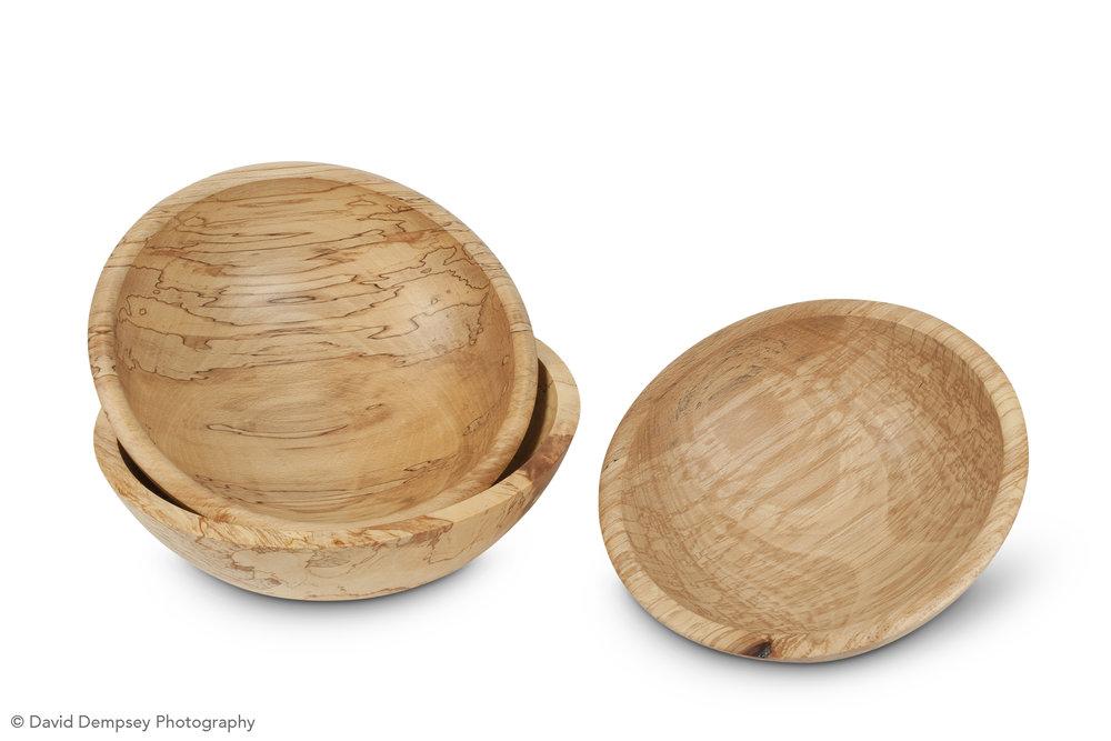 Bowls by Matt Jones Woodturner