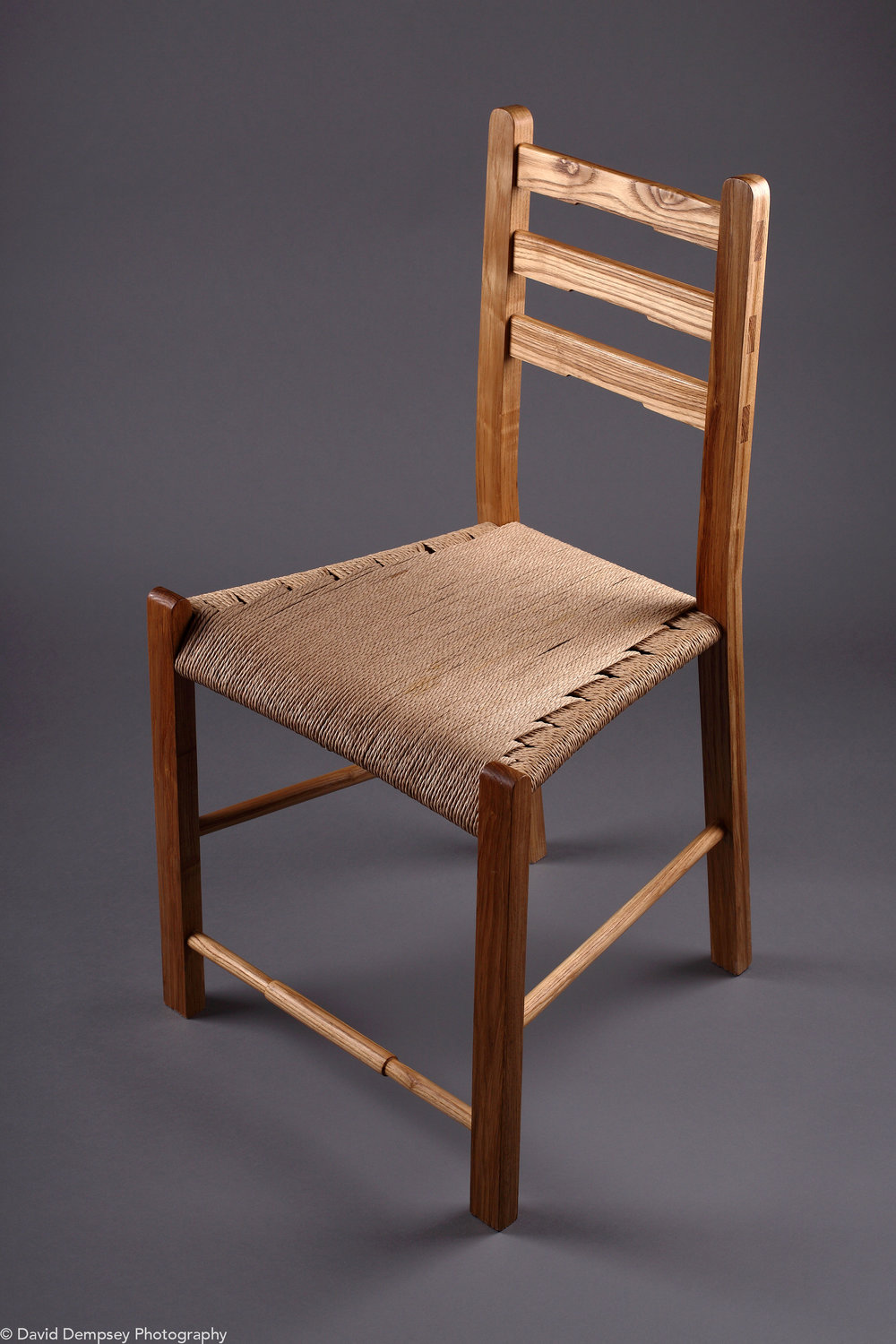 Sugan chair by Tommy Carew