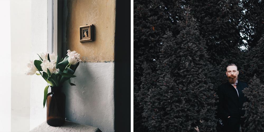Neuer Morgen, neue Blumen.                                                Lieblingsbild von Patrick. 🙌
