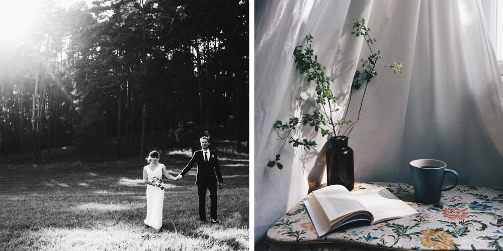 Bald gibt es eine neue Hochzeit auf dem Blog. 😍                               Das Licht im Frühling ist besonders schön. 😍