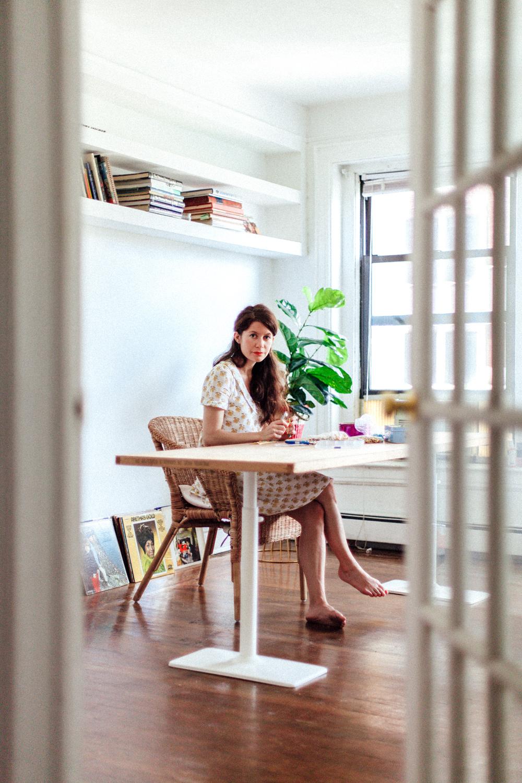 Nina Egli, Designer