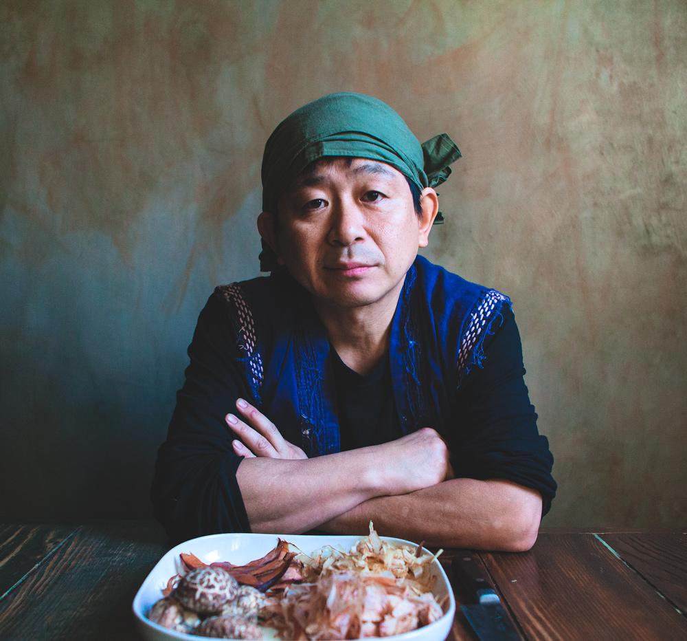 Makoto Suzuki, Chef