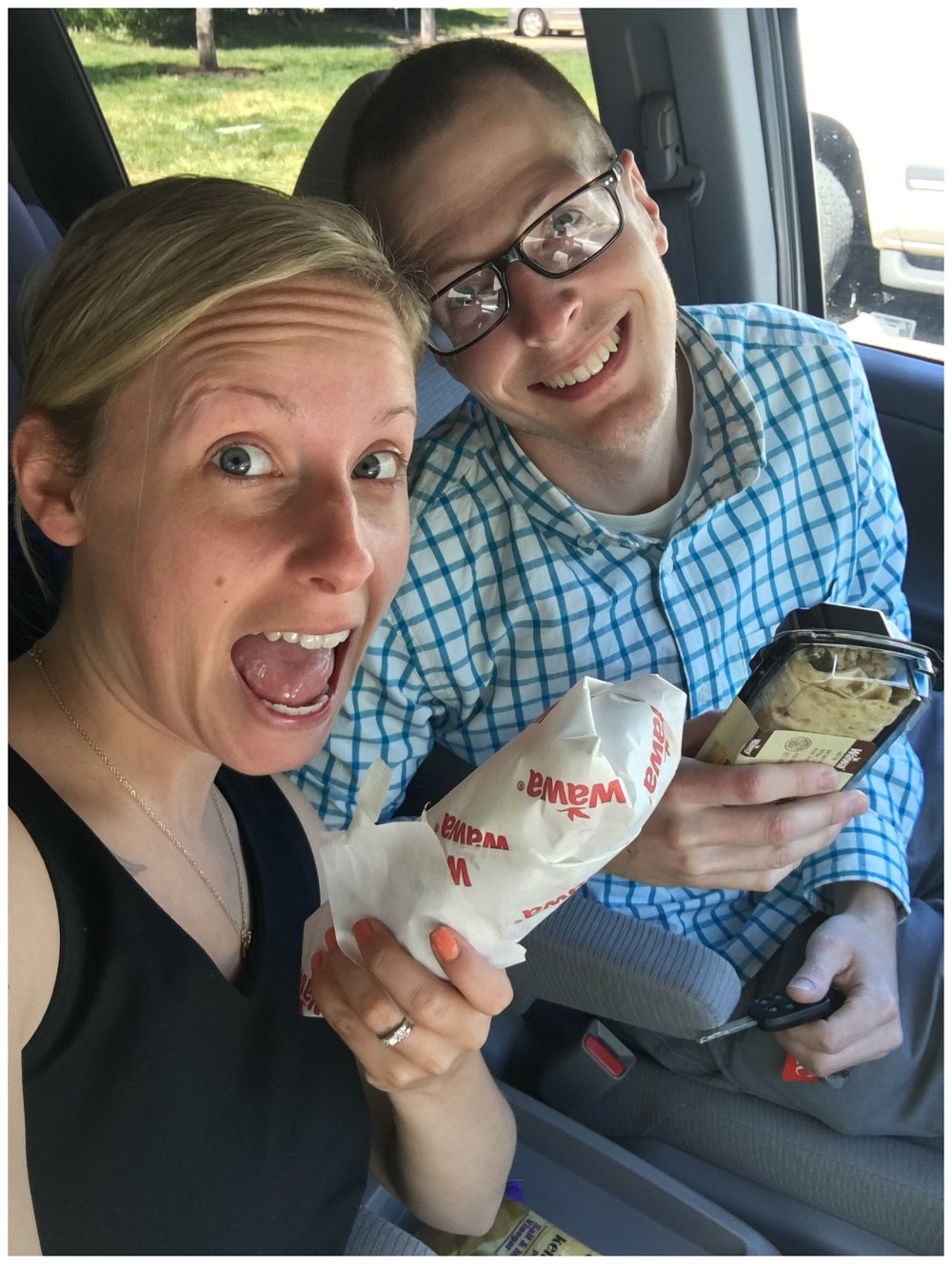 Our favorite pre and after wedding treat!