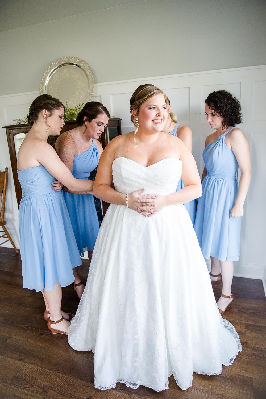 Pine Ridge Farm Wedding