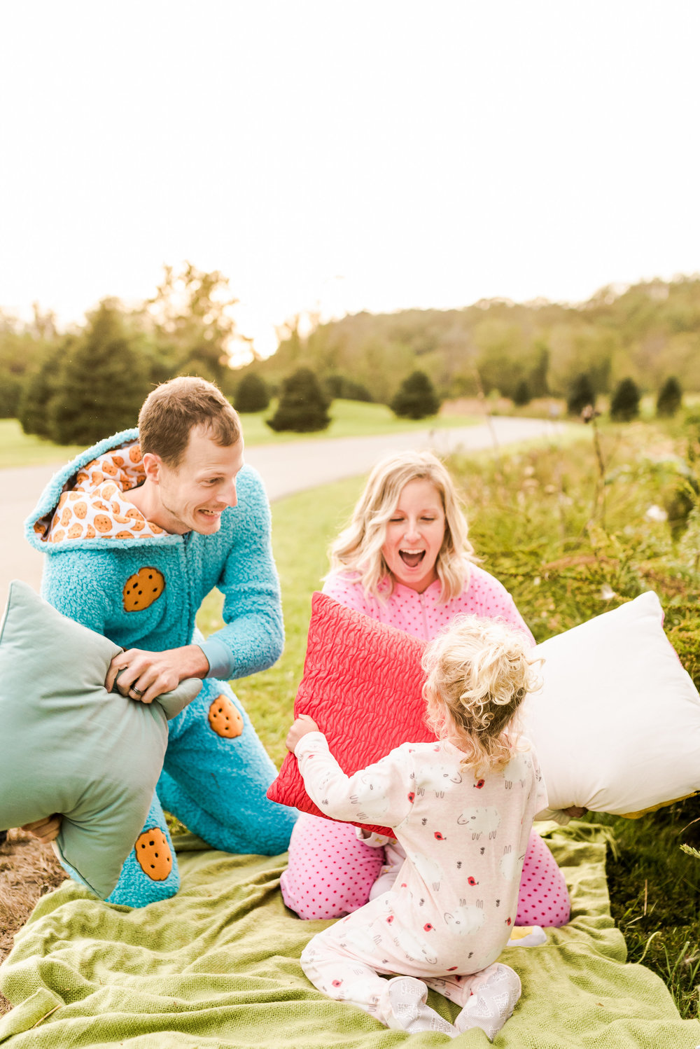 Cromwell valley family session
