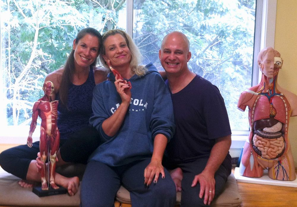 Chiaradina with Suzee & Paul Grilley in Soquel (Yin Yoga)